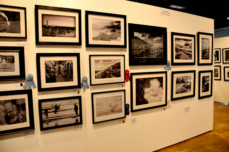 Black and White Photography Competition at the Orange County Fair in Costa Mesa California
