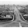 [Aerial photo of Gravelbourg]