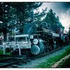 15 Apr 2014: Another HDR from the Snoqualmie Railway Museum