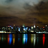 New York City from Hoboken
