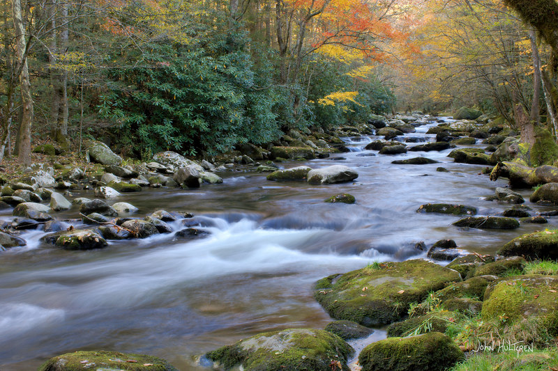 Fall on the Little River