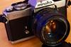 Minolta XD-11 with MD Rokkor-X 50mm f/1.7 (1977)
