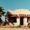 abandoned adobe home, Litchfield Park, AZ, mar 1995