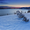 Crater Lake Sunrise II