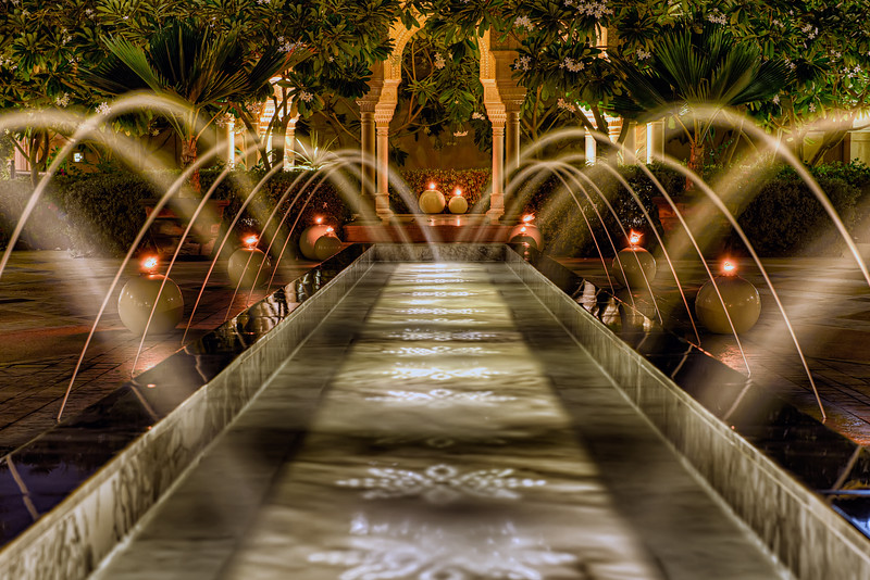 Fire Water Arches
