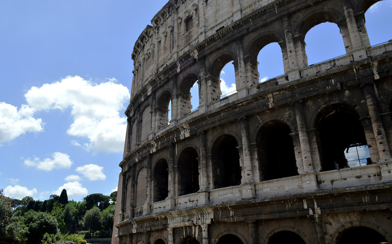 Colosseum in Rome Italy 11