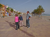 Mel, Martha, Peter<br /> Joiosa, Spain