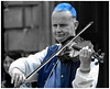 Blue Fiddler - Abbey Yard