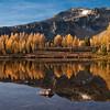 Sheep Mountain reflection