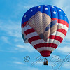 The constitution balloon
