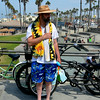 More Beach Fashion at the US Open in Huntington Beach California