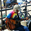 Musician at US Open in Huntington Beach California 2
