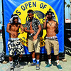 Beach Clothing Styles at the US Open in Huntington Beach California