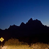 Tetons and Venus