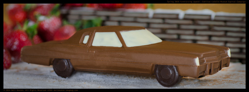 Chocolate Cadillac