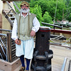 Captain of Ships to America Played by Citizen of Willilamsburg