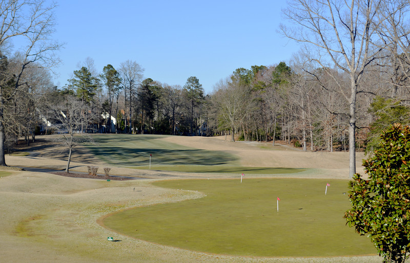 Ford Colony Country Club Golf Course in Williamsburg VA