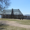 Rebuilding Structures from Original Jamestown in 1607