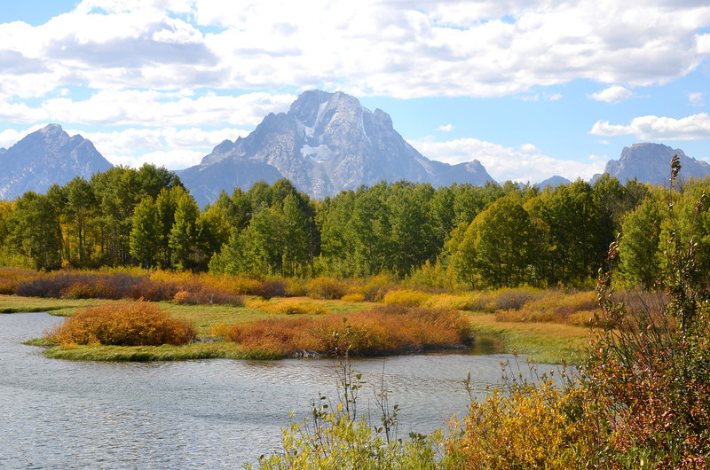 Grand Tetons Near Jackson Hole Wyoming 2