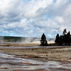 Lots of Geysers in Yellowstone National Park
