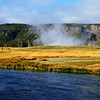 Morning in Yellowstone National Park in Wyoming 14
