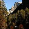 Another view of Half Dome from the Valley