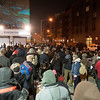 Occupy Sandy Guerrilla Movie Premiere