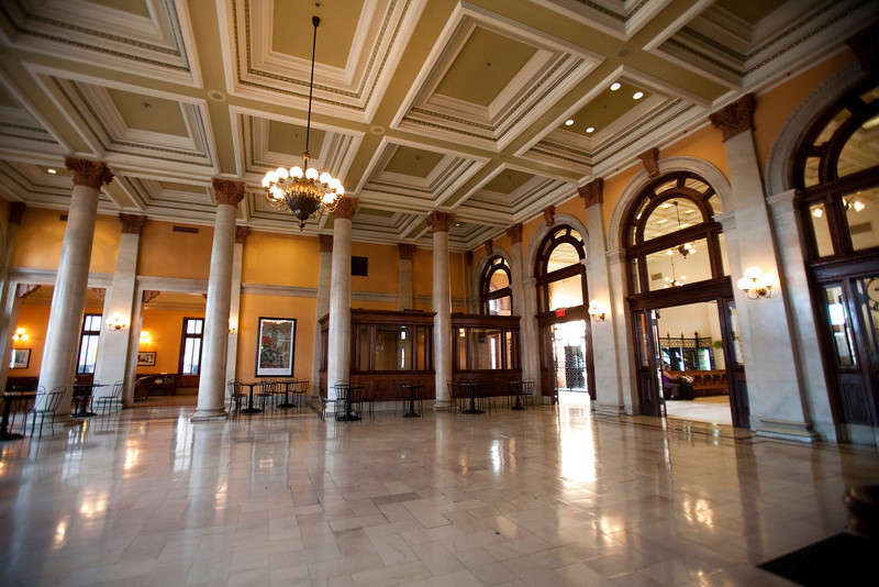 Originally opened in 1901, Main Street Station has always been one of Downtown Richmond, Virginia's most visible landmarks.