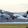 Air New Zealand Boeing 777-300ER Hobbit 2 Smaug