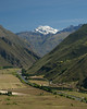 The Sacred Valley with Ch'iqun in the distance