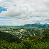 View towards Cairns