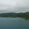 South Island from the ferry