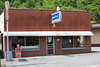 Saltville's downtown once had four restaurants, a cinema, a bowling alley, a hotel and the company general store. Today, the storefronts remain, but many are empty.