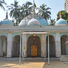 Mausoleum of Saiyad Mohamed Shah. Ismaili Cemetary in Dongri, Mumbai, India