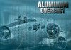 aluminum overcast graphic design