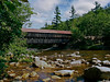 covered bridge,nh,swift river