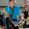 San Jose Taiko performance at the Obon Festival in Salinas