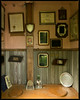 Interior of Lowell Davis' Office, Red Oak II