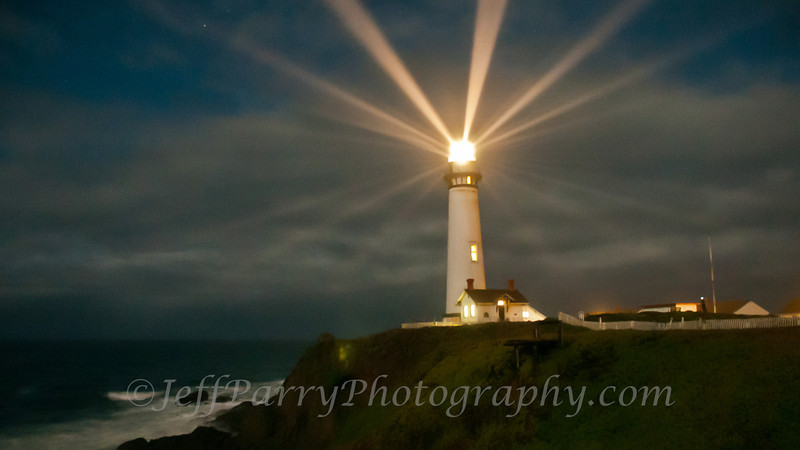 Pigeon Point 2011 lighting