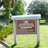 Okeeheelee Nature Center Sign