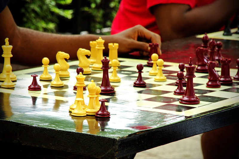 Chess in the City 1