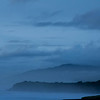 Big Sur in the Evening Fog