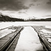 Maligne Lake Boathouse, Jasper