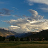 Clouds over Ouray
