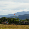 Air Balloon Over RIdgway