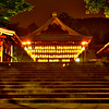 Yasaka Shrine lamps