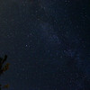 Night Sky from Ojai. My first try at this type of shots