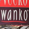 Wanko Brand sign, Senado Square, Macau