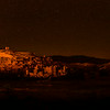 Ait Ben Haddau in the night