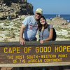 The Cape of Good Hope Park was very pretty ... a great place to visit !